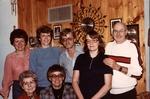 Copley kids, Thanksgiving 1981