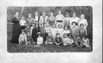 School group, ca. 1900