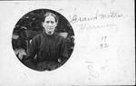 Sarah Jane Dixon Harmon, grandmother of Roy Lee Harmon, poet