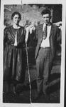 Gordon Harmon and Ruth Johnson