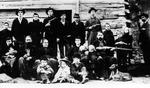 Devil Anse Hatfield family, April 1897