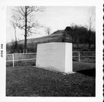 Grave of Virgil Hatton, Hatton Cemetery, Wayne Co.,WV