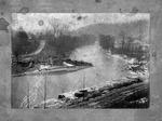 Scene on Twelvepole Creek, Wayne Co.,WV, ca. 1900