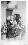 Virginia Stephenson and Barbara R. Luther, ca. 1910