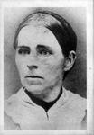 Evaline Sargent, wife of Daniel Webster Purdue, ca. 1890