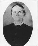 Elizabeth Alice Burks Staley, ca. 1877