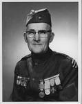 Herman Williams, WWI vet in his Army uniform