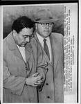 Harry Gossard, murderer of Karen Mauk, Nov. 1954