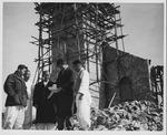 Meeting over Presbyterian church construction in Korea, 25 Mar 1958