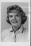 Marilyn Devall, junior at Huntington High School, ca. 1961