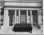 US Army Chorus at Arlington Cemetery, 16 mar. 1964