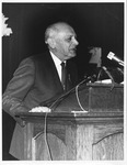 Marshall president Stewart Smith, Nov 30, 1967