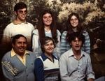 Reitenour family, Thanksgiving, 1977