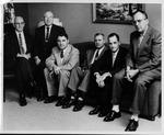 Huntington, WV men's church group, Nov. 1958