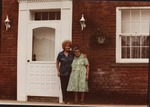 Evelyn Scyphers Jackson and Doris Copley Miller, by Bob Kennedy
