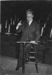 Dr. Harry Mueller, Marshall College Professor of Music, Dec. 1941