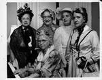 Huntington Poetry Guild members, dressed for WV Centennial 1963