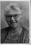 Cornelia Korstanje Paauwe, ca. 1960