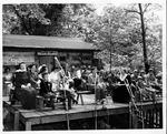 Jean Thomas,27th American Folk Song Society meeting, 1957