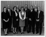Huntington Highlawn Methodist Church executive committee, 1960