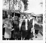 Carter family women, Dec. 1957