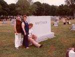 Whittaker family plot, Camden Cemetery, Camden, Oh