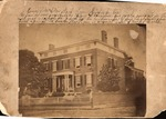 House of Lloyd Logan, Winchester, Va., ca. 1860's,