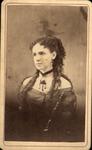 Laville(?) Baker, niece of Eliza Gamble Baker,, ca. 1860's,