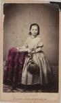 Elizabeth Sanford, lifelong friend of Annie P. Glanville, ca. 1860's