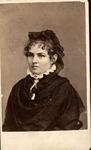Fannie Alderson ca. 1860's,