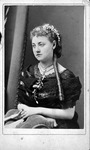 Annie Pitman Glanville, ca. 1860's