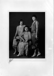 Mrs. Edward Lee Carter, daughters Maybelle and Louise