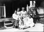 Heacock family ca. 1910
