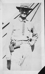 Alfred H. Whittaker in U.S. Army in Mexico, ca. 1916,