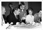Tom Frandsen, & Dr. Carl Hoffman, & wife Lynn, Riverside, Cal.