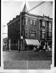 Dr. Carl Hoffman's pharmacy in Ironton, Ohio, ca. 1920's