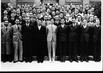 University of Cincinnati, College of Medicine graduating class,1935