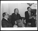 Dr. Carl Hoffman, Dr. Wilhelm Ahrens, and Dr. Ernst Fromm, German Med. Assoc.