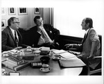Dr. Josef Stockhausen, Dr. Carl Hoffman, Gerhard Wolff