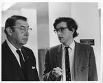 Dr. Carl Hoffman (l), and Dr.John Pryor, Senior Registrar, St. Paul's Hospital,