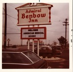 Admiral Benbow Inn, Memphis, Tenn., site of the 1973 AMA convention