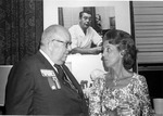 Mrs. Margaret Lynn Hoffman with Dr. Pride at Atlantic City, 1971