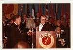 Dr. Carl Hoffman's inauguration as president of the AMA