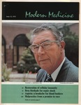Dr. Carl Hoffman on cover of