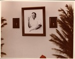 Items in the Dr.Carl Hoffman room in Morrow Library, Marshall University