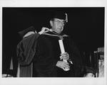 Dr. Carl Hoffman at International College of Surgeons, 1976