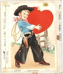 Cowboy with heart