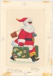 Vacation-bound Santa