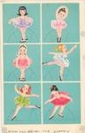 Six ballerinas