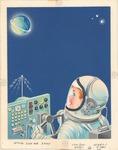 Space man birthday